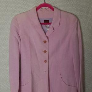 Kenzo Pink Vintage Blazer